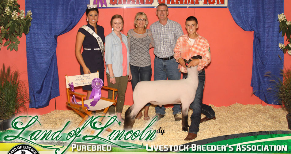 Land of Lincoln Purebred Livestock Breeder's Association